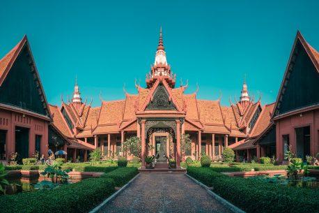 Gran tour della cambogia e del laos