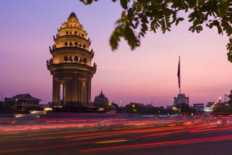 Myanmar e Cambogia