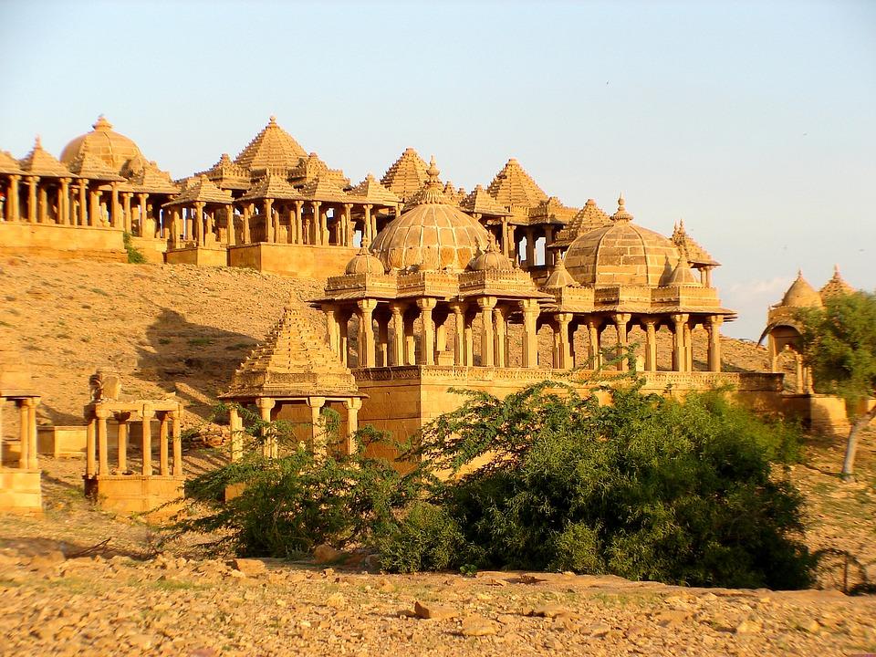 festival del deserto Jaisalmer