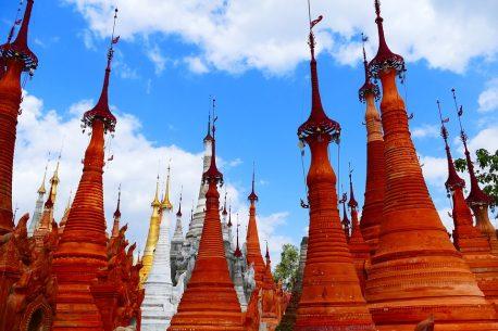 Capodanno in Myanmar