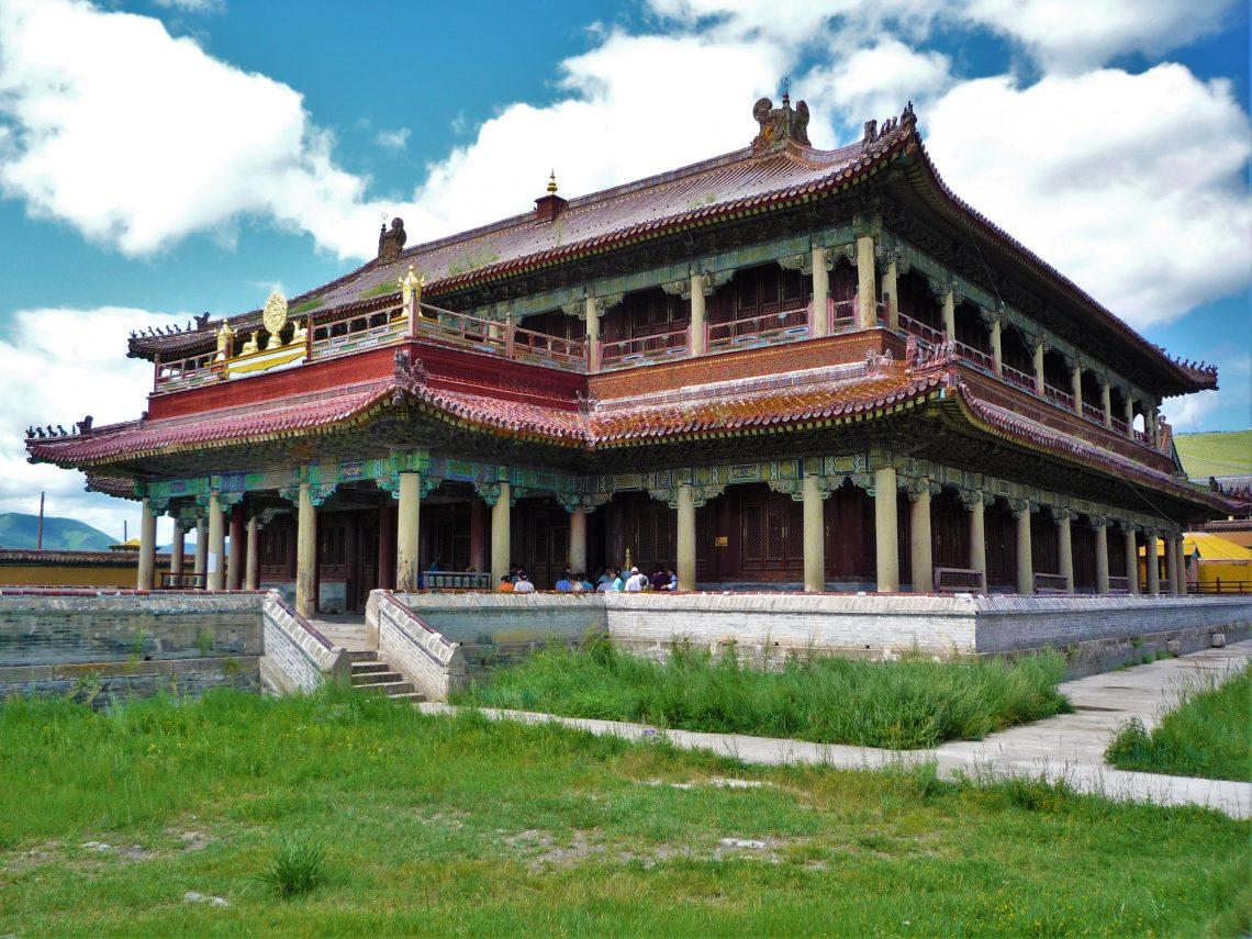 tour della Mongolia