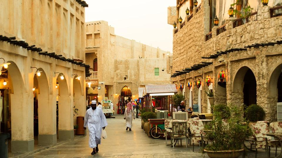 Stopover Doha 2