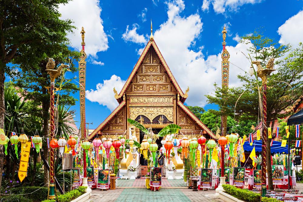 Minitour in Thailandia