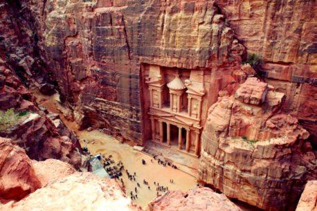 da Aqaba a Petra
