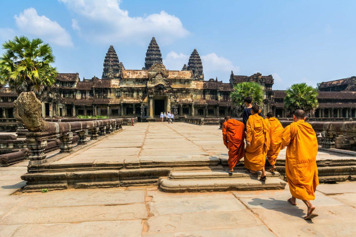 tour Cambogia