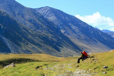Viaggio in Kirghizistan