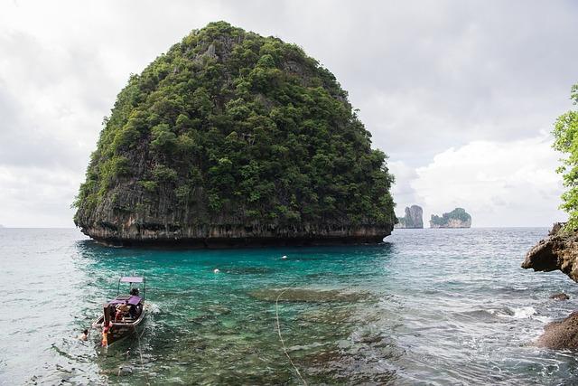 escursioni mare in Thailandia