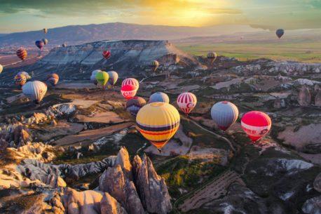 tour in cappadocia