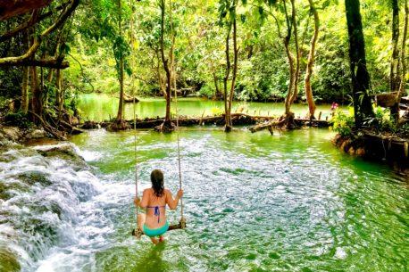 tour in Laos