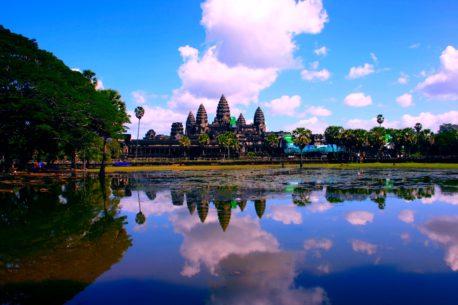 glamping Cambogia