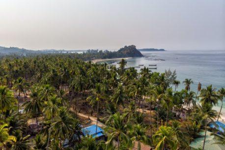 soggiorno mare Myanmar