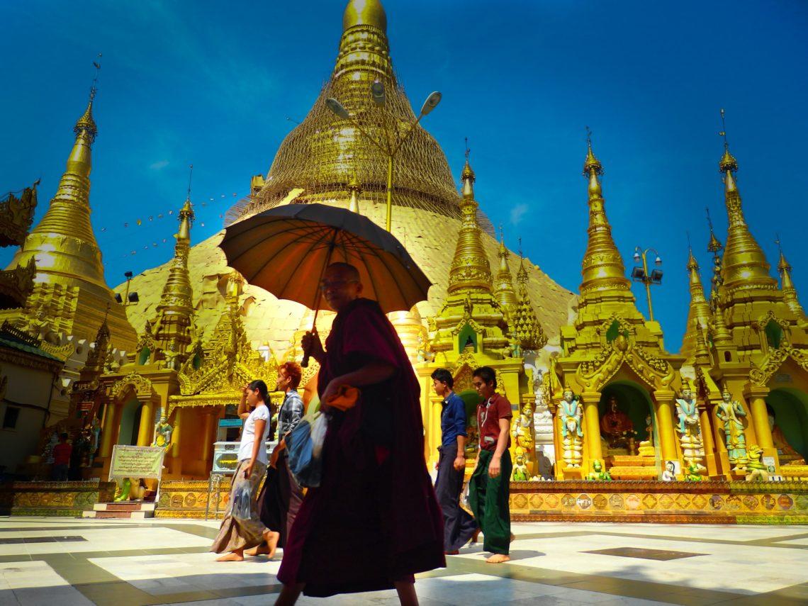 tour in Myanmar