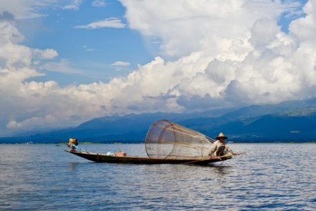 tour della Birmania