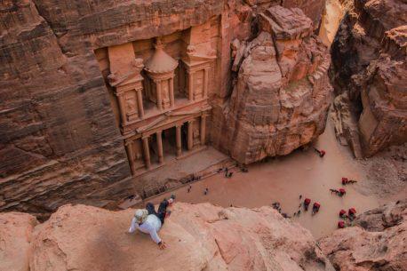Da Amman a Petra
