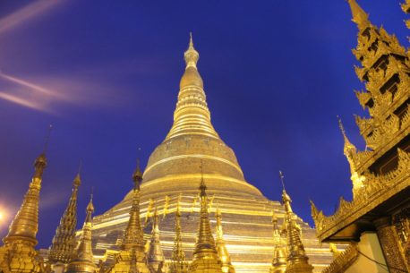 tour in Birmania