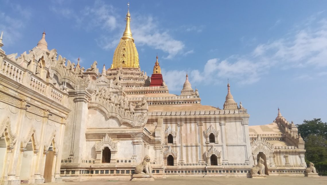 Viaggio Myanmar