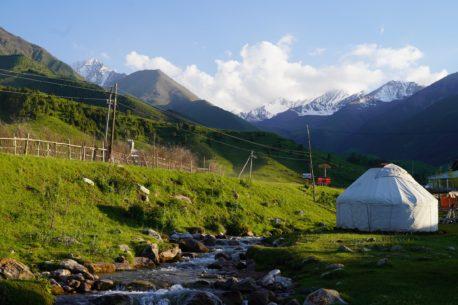 Viaggio Kirghizistan