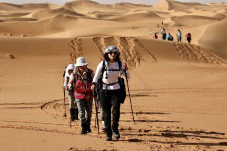 trekking emirati arabi