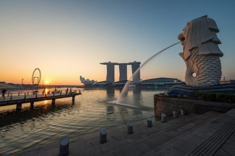 soggiorno a Singapore